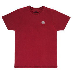 Icon T-Shirt Deep Claret