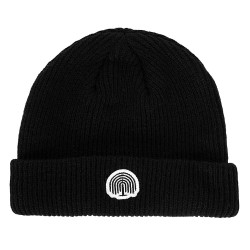 Icon Beanie Black