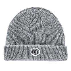 Icon Beanie Heather Grey