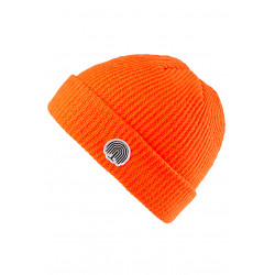 Icon Beanie Neon Orange