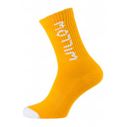 Outline Socks Orange